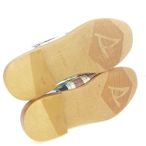 Sperry Shoes - Sperry Top-Sider New Seaport Fina Madras Mules